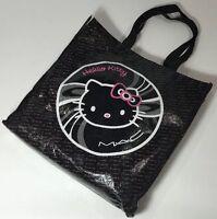 RARE MAC Hello Kitty Reusable Tote Bag