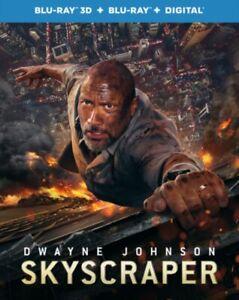 Nuovo Grattacielo 3D Blu-Ray