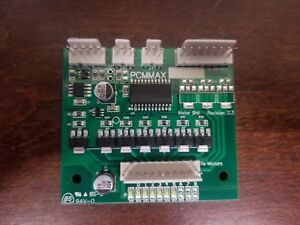 BRAND NEW 6 CHANNEL DRINK MOTOR CONTROL BOARD USED ON FORTUNE RESOURCES COMBO VE