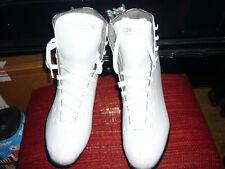 Ice Skates Dbx White Womens - Size 9
