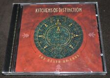 Kitchens Of Distinction - The Death Of Cool CD 1992 A&M / OLI Canada