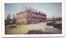 Baltimore-Maryland-The Stieff Silver Compay-Factory-1942-Vintage Postcard