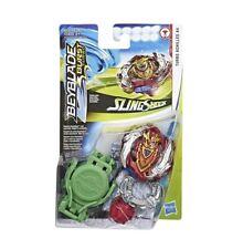Hasbro Beyblade Burst Turbo Slingshock Starter Pack - Turbo Achilles A4