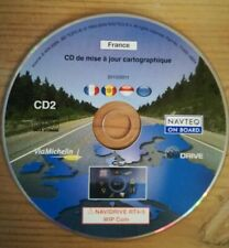 CD di Navigazione rt4 rt5/France 2010/2011/NaviDrive WIP com PEUGEOT CITROEN