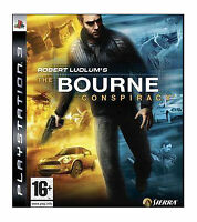 The Bourne Conspiracy Playstation 3 (PS3)