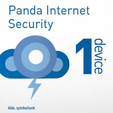 Panda Internet Security 1 PC 2018 VOLLVERSION 1 GERÄT 2017 Multi-Device DE EU