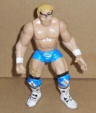 WWE 1998 BILLY GUN MR BA Jakks WWF Autographed Bone Crunching Figure