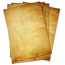100 Blatt farbiges Briefpapier Lysco Color Paper DIN A4 Papier ECHT NEON Rot