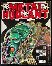 METAL HURLANT N°27 - MARS 1978 - TBE
