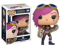 Pop! Games: League Of Legends - Vi FUNKO #06