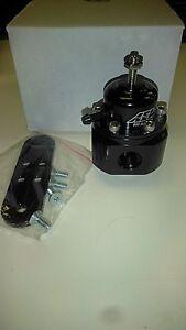AEM 25-302BK Universal Adjustable Fuel Pressure Regulator