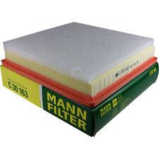 Original MANN-FILTER Luftfilter C 30 163 Air Filter