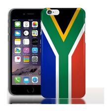 COQUE iPHONE 3G 3GS DRAPEAU AFRIQUE DU SUD SILICONE RIGIDE (TPU) + 1 FILM OFFERT