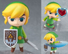 The Legend of Zelda link Figure PVC Anime Action Figures Toy Doll Gift in Box