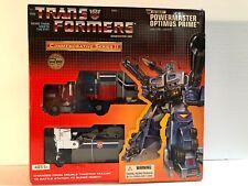 Hasbro Transformers Powermaster Optimus Prime with Apex Armor Action Figure