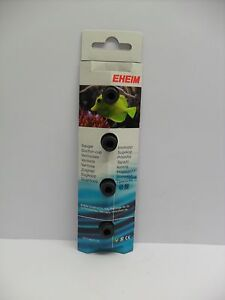 EHEIM 7271100 SUCTION CUPS x4. fit most Eheim Products.