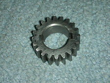 X10  0.5M 20 21 22 23 24 25 26 27 28 29 Teeth Small Brass Spur Gear CNC lathe
