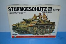 BANDAI STURMGESCHUTZ III Ausf.d TANK 1/48 SCALE