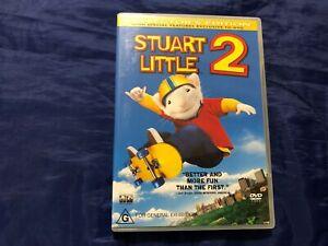 Stuart Little 2 - DVD - Region 4 - Free Postage - Aussie Seller