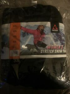 Womens Stretch Snow Pants 2x