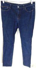 Marc Jacobs Women's 31 12 Jeans Chrissy Dark Wash Skinny 003 FLAW Free Ship