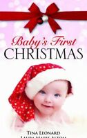 Very Good, Baby's First Christmas (Mills & Boon Special Releases), Laura Marie A