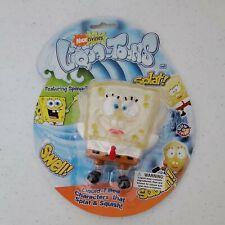 2004 Nickelodeon Liqua-Toons Spongebob Squarepants Jakks Pacific New