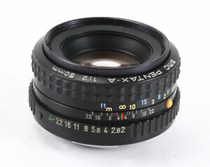50MM 50/2 SMC PENTAX-A (DUST AND DEBRIS; OFF-CAMERA ISSUE)/209737