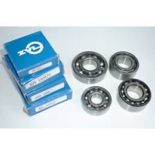 NEW BALL BEARINGS SET (SLOVAKIA MADE !) --- ENGINES TYPE -  JAWA 350/638,639,640
