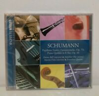 Schumann(CD Album)Piano Quintets-BBC-2004-New and Sealed Fast Free Postage