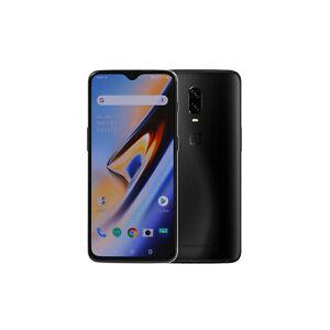 OnePlus 6T A6013 128GB / Midnight Black / Mirror Black / Händler DE / Gebraucht