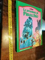 LIBRO -Collodi -Le avventure di Pinocchio- illustrate da Giorgio Scarato