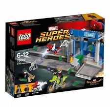 Lego Marvel Super Heroes 76082 ATM Heist Battle