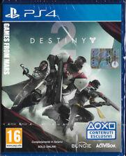 DESTINY 2 - PS4 - NUOVO ITALIANO
