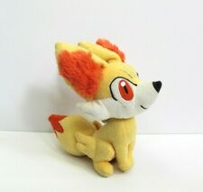 "TOMY Pokemon X/Y Fennekin Plush Stuffed Toy 8"""