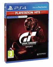 GRAN TURISMO  GT SPORT HITS PS4-ITA-