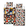 Harry Potter Charm Single Reversible Bedding Duvet Cover Set Kids Boys Girls Bed