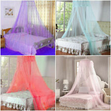 Summer Mosquito Net Princess Lace Netting Bedshed Bed Canopy Travel Insect Net