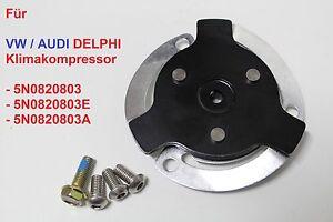 Klimakompressor Scheibe VW Tiguan Touran 5N0820803 5N0820803E 5N0820803A Delphi