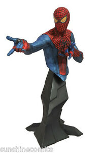Amazing Spider-Man Movie Bust SDCC Exclusive 161/600 Diamond Select NEW SEALED