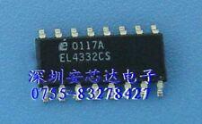 ELANTEC EL4332CS SOP-16 Triple 2:1 300 MHz Mux-Amp AV =2