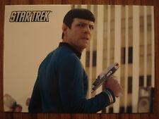 STAR TREK MOVIES (2014): PROMO CARD P2 - NON-SPORTS UPDATE MAGAZINE