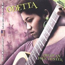 American Folk Music Pioneer