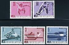 New listing 👉 YUGOSLAVIA 1966 SPORTS  SC#798-802 MNH ROWING, HOCKEY