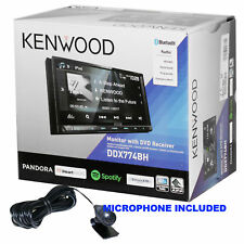 Kenwood DDX774BH Double Din Stereo Receiver w/ Bluetooth and HD Radio