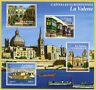 France 2017 MNH Valletta European Capitals 4v M/S Cathedrals Tourism Stamps