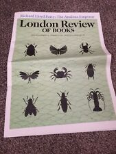 LONDON REVIEW of BOOKS LRB 18 June 2020 Volume 42 Number 6 Richard Lloyd Parry