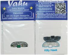 Yahu Models YMA4860 1/48 PE Kaman SH-2G Super Seasprite instrument panel
