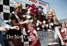 Clay Regazzoni Ferrari 312T Long Beach Grand Prix 1976 Photograph 4