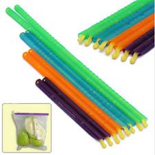 12-28cm 8PC Seal Stick Storage Chip Bag Fresh Food Snack Clip Grip Coffee 4Sizes